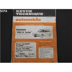 Peugeot 604 D Turbo