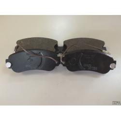 Plaquettes de frein avant Talbot Simca 1307-1510 Solara